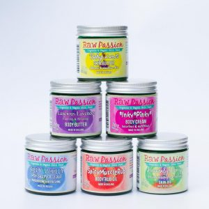 RAW PASSION Pixie Pack - Raw, Organic Beauty Products
