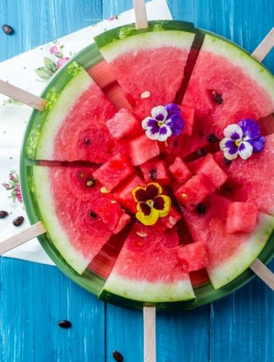 Watermelon, an alkalising, immune boosting, detoxifying cleansing amazing fruit!
