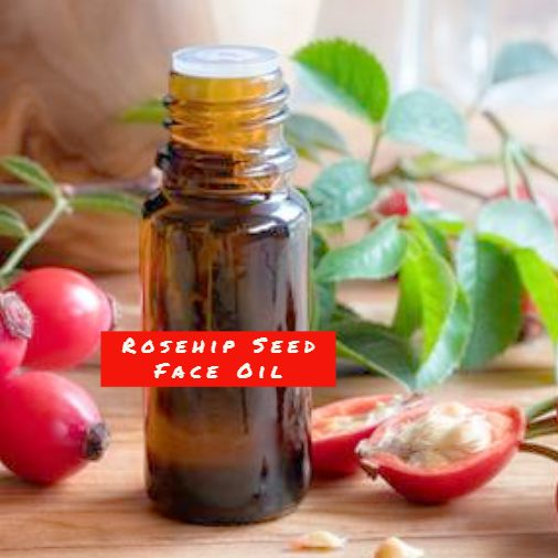 Rosehip Seed Face Oil   Morning & Night Skin Oil   Fragrance Free   Glowing Skin Never Goes Out Of Fashion!